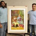 Celebrated painter A P Sreethar to make his cinematic debut with Andhra Mess