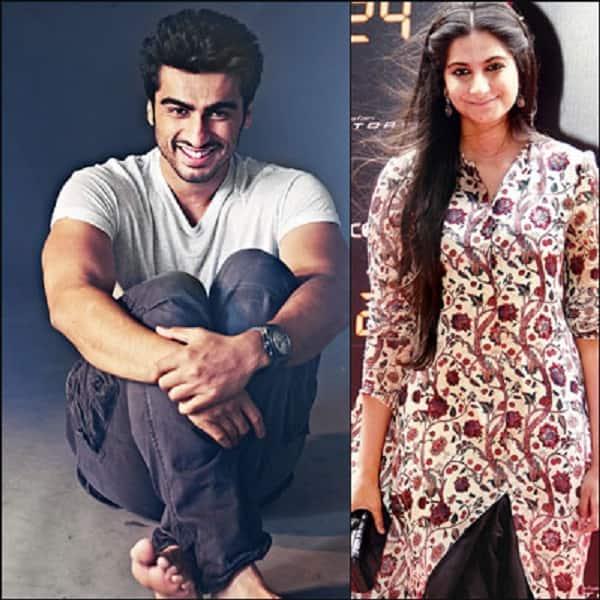 After Sonam Kapoor, Rhea Kapoor styles cousin Arjun Kapoor!