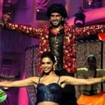 14th Zee Cine Awards: Deepika Padukone and Ranveer Singh sizzle together!