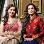 Madhuri Dixit Nene and Juhi Chawla fight it out!