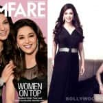 Madhuri Dixit Nene and Juhi Chawla are blah together: view cover pic!