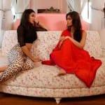What were Nargis Fakhri and Ileana D'cruz bonding over?