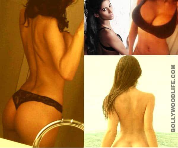 Poonam pandey naked boobs
