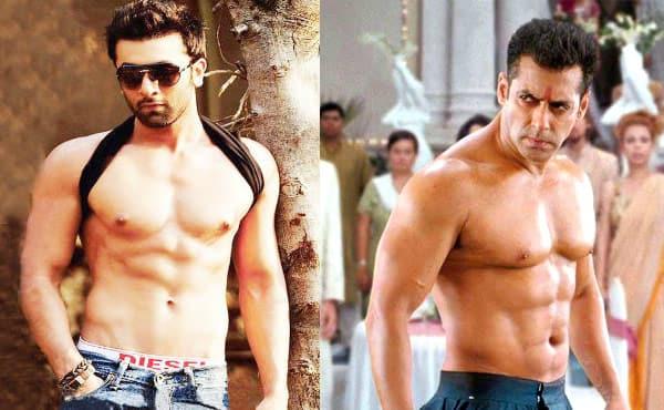 Is Ranbir Kapoor trying to copy Salman Khan?