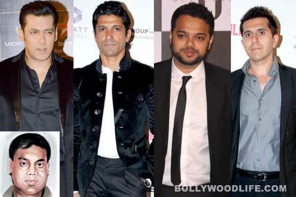 Salman Khan and Farhan Akhtar get threat calls from Ravi Pujari!