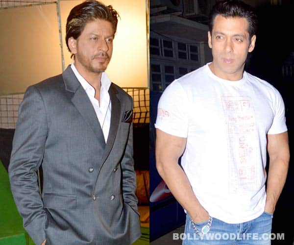 What do Shahrukh Khan and Salman Khan have in common?