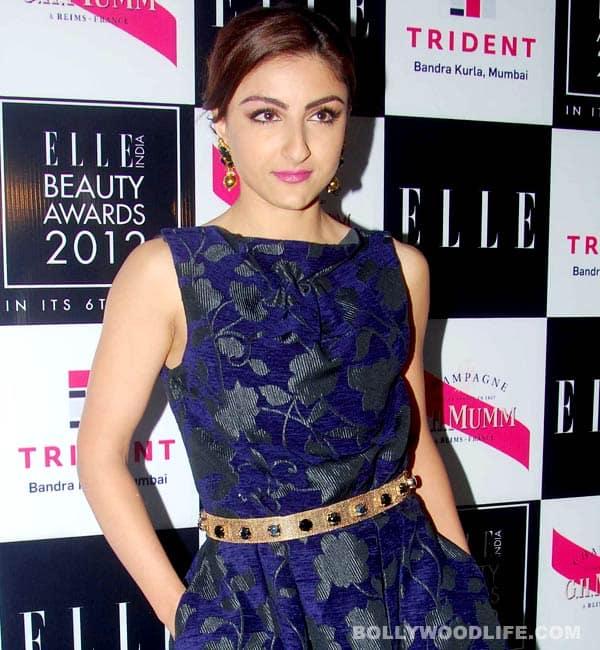 Soha Ali Khan regrets her film Dil Maange More with ShahidKapoor!
