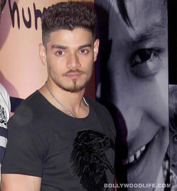 Sooraj Pancholi Finally Begins Shooting For Salman Khans Remake Of