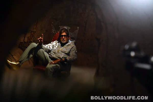 What made Amitabh Bachchan agree to rap for Party with Bhoothnath song?