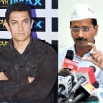 Why is Aamir Khan not a supporter of Arvind Kejriwal's AAP?