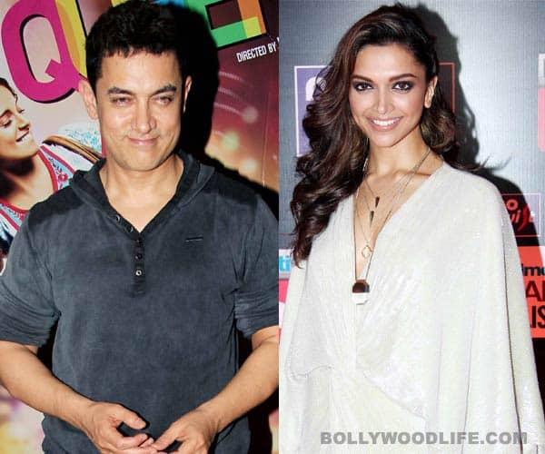 Aamir Khan beats Shahrukh Khan and Ranveer Singh to romance Deepika Padukone in Karan Johar's Shuddhi?