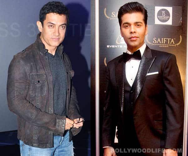 Satyamev Jayate 2: Aamir Khan inspires Karan Johar!