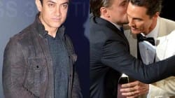 What is common between Aamir Khan and Leonardo Dicaprio