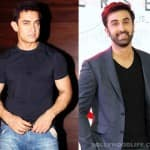 Is Aamir Khan scared of clashing with Ranbir Kapoor at the box office?