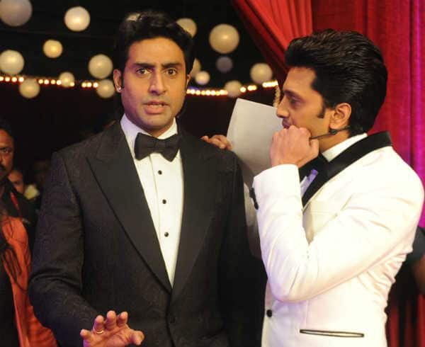 Did Abhishek Bachchan threaten a camera guy on the sets of Happy New Year? – Watch video!
