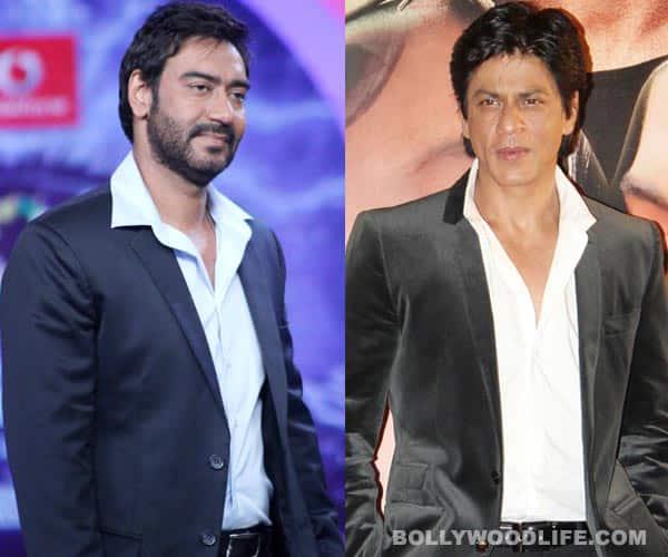 Ajay Devgn replaces Shahrukh Khan in BajiraoMastani!
