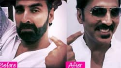 Akshay Kumar new look
