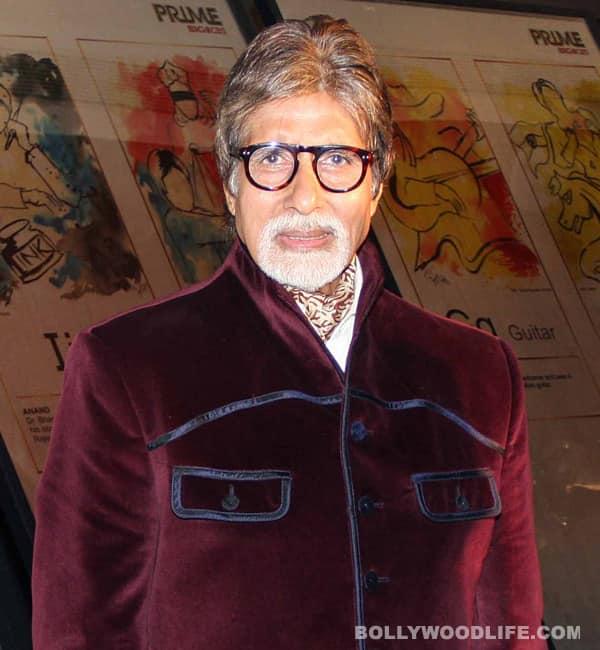 Amitabh Bachchan's Gujarat tourism campaigndelayed!