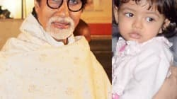 Being ill brings Amitabh Bachchan closer to his granddaughter Aaradhya Bachchan!