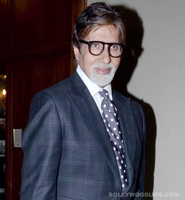 Amitabh Bachchan thanks Salim Khan and Javed Akhtar for moulding his image