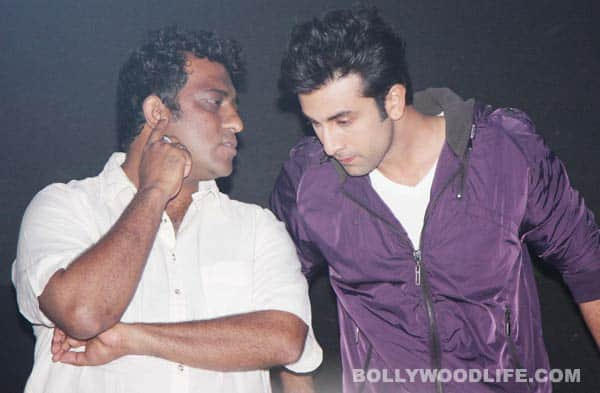 Ranbir Kapoor fails to impress Anurag Basu on the sets of Jagga Jasoos!