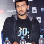 Earth Hour 2014 gets Arjun Kapoor as their new brand ambassador-View Pics!