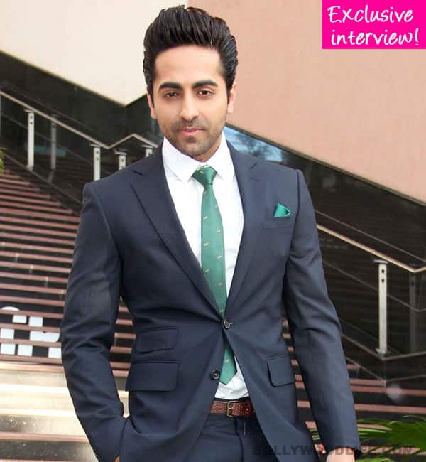 Ayushmann Khurrana: I will never be jobless!