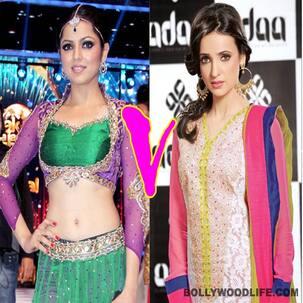 Is Drashti Dhami a bigger star than Sanaya Irani?