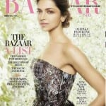 Deepika Padukone looks picture perfect as a covergirl!