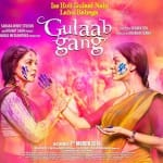 Gulaab Gang movie review: Juhi Chawla's villainous avatar overpowers Madhuri Dixit Nene's heroic act!