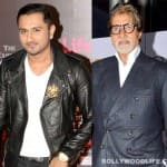 Yo Yo Honey Singh felt old while shooting with Amitabh Bachchan!