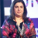 Why does Farah Khan not need an alarm clock?