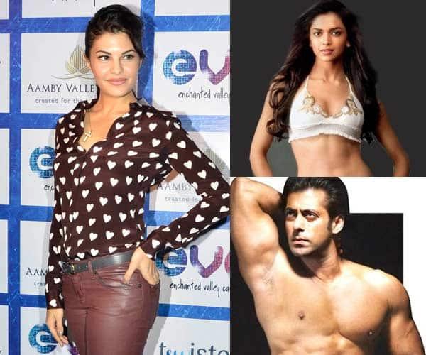 Jacqueline Fernandez: Deepika Padukone, Salman Khan are fitness icons