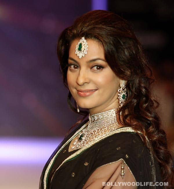 Juhi Chawla: Madhuri Dixit is the Amitabh Bachchan of Gulaab Gang!