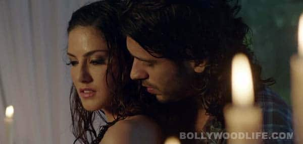 Ragini MMS 2 song Maine khud ko making: Sunny Leone and Saahil Prem's passionate love making!