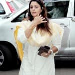 Nagma slaps a man for allegedly groping her at a public meeting