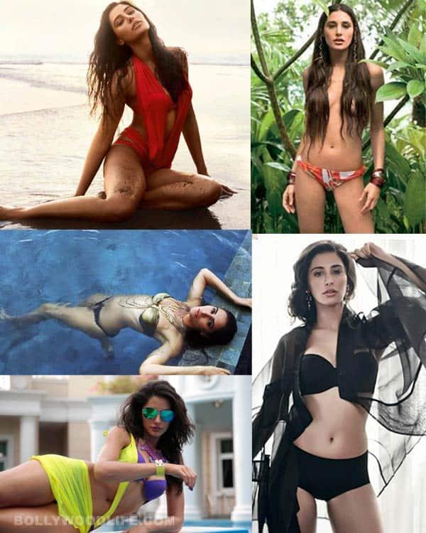 Nargis Fakhri's top 5 sexy bikini looks!