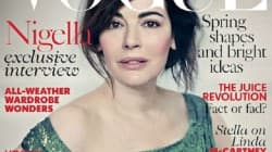 Nigella Lawson Vogue cover
