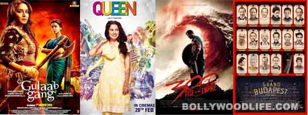 Gulaab Gang, Queen and 300: Rise of an Empire hit theatres this Friday, a mega treat for movie lovers!