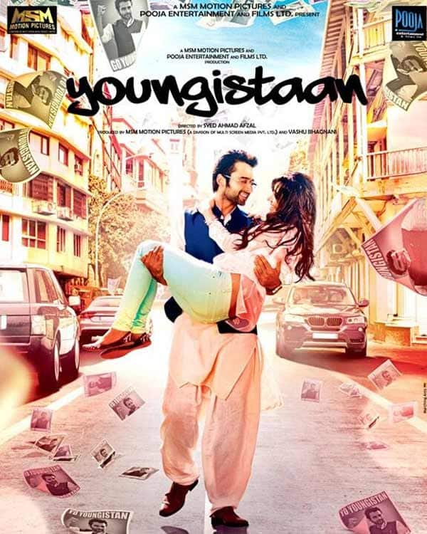 Youngistaan movie review: Jackky Bhagnani, a good lover boy to Neha Sharma, but merely average as a politician