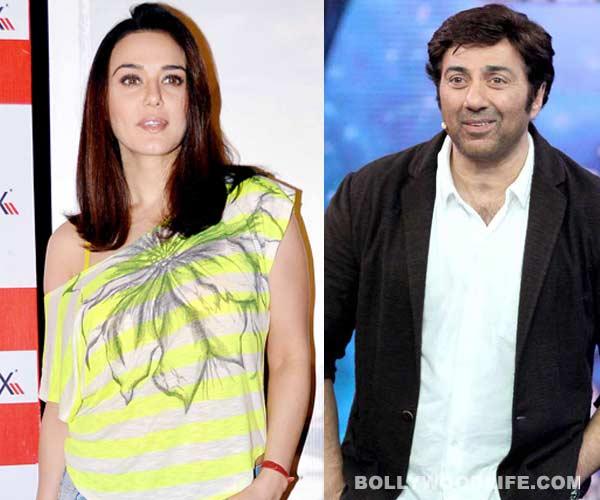 Did Preity Zinta snub Sunny Deol for the IPL?