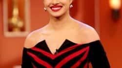 Priyanka Chopra receives a standing ovation