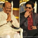 When Rajinikanth overshadowed Bollywood superstar Shahrukh Khan's presence...