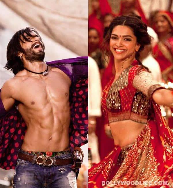 Bald Ranveer Singh to romance sexy Deepika Padukone in Sanjay Leela Bhansali's Bajirao Mastani?