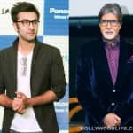 Amitabh Bachchan and Ranbir Kapoor to play father-son?