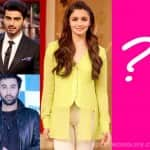 Who is Alia Bhatt dating - Ranbir Kapoor, Arjun Kapoor or a mystery man?