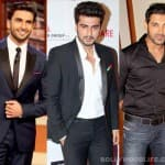 Ranveer Singh, Arjun Kapoor and John Abraham to promote fitness in UK