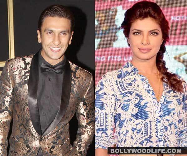 Ranveer Singh and Priyanka Chopra's big secret revealed!