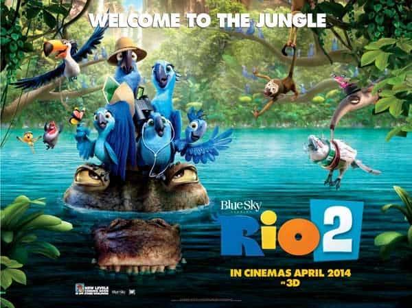 Rio 2 Hindi promo: Imran Khan and Sonakshi Sinha sound silly!