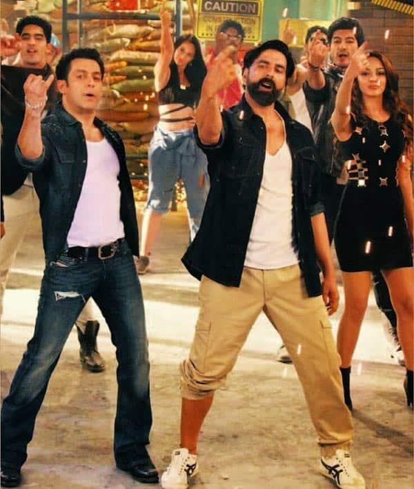 Is Salman Khan insecure of AkshayKumar?